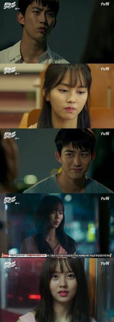 [Spoiler] Added episode 8 captures for the #kdrama 'Bring It On, Ghost'
