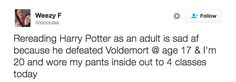 """""""Confession: I often read VERMONT as VOLDEMORT."""""""