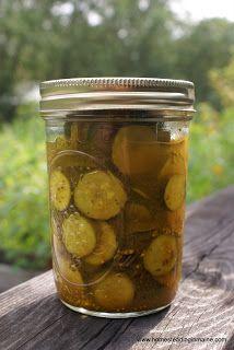 Zucchini Bread  Butter Pickles