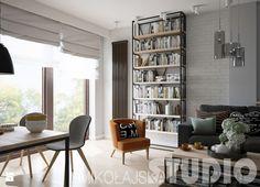 loft-style-home - zdjęcie od MIKOŁAJSKAstudio