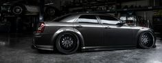 Chrysler 300c by Platinum VIP and Liberty Walk more cool pics - http://extreme-modified.com/top-10-extreme-cars/