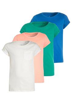 ¡Consigue este tipo de camiseta básica de NEXT ahora! Haz clic para ver los detalles. Envíos gratis a toda España. Next 4 PACK Camiseta básica blue: Next 4 PACK Camiseta básica blue Ofertas   | Material exterior: 100% algodón | Ofertas ¡Haz tu pedido   y disfruta de gastos de enví-o gratuitos! (camiseta básica, basics, basic, basico, basica, básico, basicos, casual, clasica, clasicas, clásicas, clásica, básicos, básica, basic t-shirt, playera básica, t-shirt basique, maglietta...