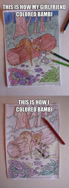 Coloring Books Can Be Fun