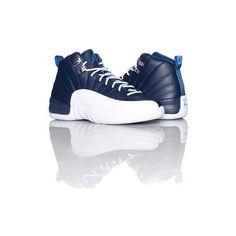 Designer Clothes, Shoes & Bags for Women Jordan Retro 12, Retro Sneakers, Retro Shoes, Men's Sneakers, Jordan Sneakers, Jordan Shoes, Teen Fashion, Retro Fashion, Fashion Shoes