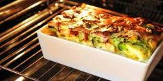 Clothildes deilige lasagne, fra klikk.no