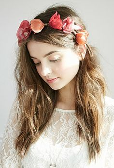 Floral Headband | Forever 21 - 1002246586