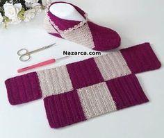 tig-square-motif-the-puzzle-breiende laarsjes tig-square-motif-the-puzzle-breiende laarsjes Tunisian Crochet, Filet Crochet, Knit Crochet, Knitting Patterns Free, Free Knitting, Crochet Patterns, Crochet Simple, Crochet Shirt, Knitted Slippers
