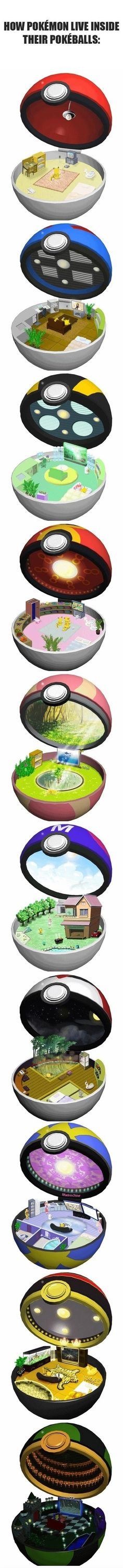 Finally, this actually makes sense. The Luxury Ball is my favorite! What's yours? Comment below!