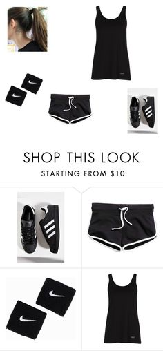 """""""Untitled #94"""" by elyzabethphoenix on Polyvore featuring adidas, NIKE and Casall"""