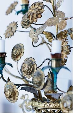 chandelier detail: ZsaZsaBellagio.com