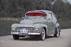 VOLVO PV 544 C 1963 Maintenance/restoration of old/vintage vehicles: the material for new cogs/casters/gears/pads could be cast polyamide which I (Cast polyamide) can produce. My contact: tatjana.alic@windowslive.com