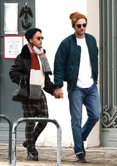 The New Cool-Conscious Couple: Robert Pattinson and FKA twigs