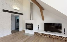 Attic Loft Reconstruction by B² ArchitectureStudioAflo | Interior Design Ideas | StudioAflo | Interior Design Ideas
