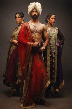 """""""Pakistan fashion designer Deepak Perwani"""""""