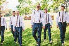 Casual Groomsmen | Classic Colorful + Rustic | COUTUREcolorado WEDDING: colorado wedding blog + resource guide
