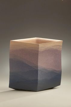 Miyashita Zenji, mad genius and creator of vessels decorated with whisper-thin coats of colored clays