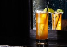 Rosa Mae Cocktail - This sweet-tea cocktail from the Patterson House ...