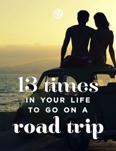 Now, you'll never have an excuse NOT to go on a road trip.