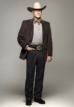 hagman + gray | Larry Hagman, Linda Gray, and Josh Henderson Talk About TNT's DALLAS ...