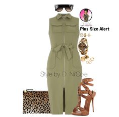 Style by D. Ni'Cole : Safari Sweetness