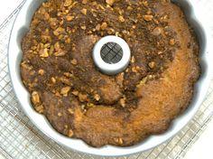 קרן אגם אופה וגם יפה | עוגת אגוזים וקינמון של אמא