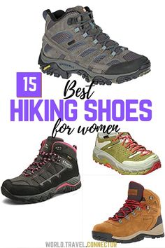 Top 15 Best Hiking Boots For Women Ever I Hiking Boots Women I Hiking Boots For Women Waterproof I Hiking Boots For Women Cute I Hiking Boots For Women Winter I Hiking Boots For Women Summer I Womens Hiking Boots I Hiking Boots Women I Best Hiking Boots WomenI I Hiking Boots For Women Fall I Winter Hiking Boots Womens I Hiking Boots Winter Fashion I hiking shoes for women I hiking shoes for women best I hiking shoes for women boots I hiking shoes for women trail running I hiking shoes waterproof Travel Wear, Travel Shoes, Travel Fashion, Time Travel, Travel Products, Travel Items, Travel Gadgets, Best Hiking Boots, Hiking Boots Women