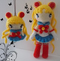 Amigurumi Sailor Moon : Pinterest The world s catalog of ideas