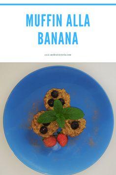 Ricetta fitness: muffin alla banana e avena. Facile da preparare e super buona. Approvato anche dalle suocere!!! Muffin, Cereal, Oatmeal, Banana, Victoria, Breakfast, Fitness, Blog, The Oatmeal
