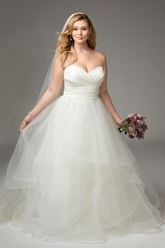 Selena 14430 | Brides | Wtoo by Watters
