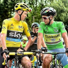 Chris Froome, Peter Sagan start Stage 11 TDF 2016 ASO / A.Broadway