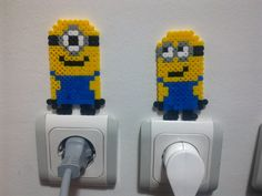 hama minions make minions out of iron beads