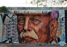 The Street Art of Miamis Wynwood District