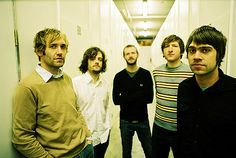 """If you haven't listened to Minus the Bear, DO IT. I promise you'll fall in love with them.  Start with 'listening""""."""