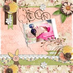 """""""I am going to try to pay attention to the spring. I am going to look around at all the flowers, and look up at the hectic trees. I am going to close my eyes and listen."""" – Anne Lamott  Call it Spring is bright and sunny collection perfect for Spring, Summer, Nature and everyday layouts or any other projects!"""