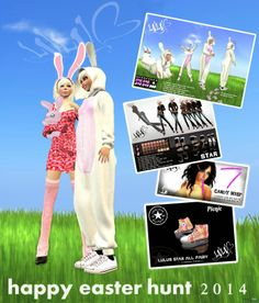 Lulus Happy Easter Hunt