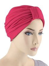2016 Новая Мода Женщин эластичный хлопок тюрбан купол cap глава wrap Химиотерапии Рака Платки Хиджаб Выпадения Волос Облысения Caps(China (Mainland))