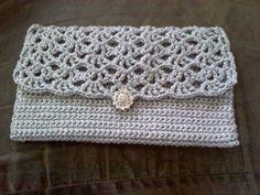 Crochetted purse tutorial