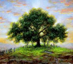 Tree of Life Jon McNaughton