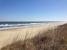 Dam Neck Beach (Dam Neck Naval Base), VA Beach, Virginia - N 36 47.262, W 75 57.515