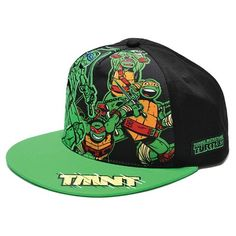 Teenage Mutant Ninja Turtles Boys' Baseball Hat