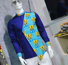 Ideas for traditional african fashion 723 African Wear Styles For Men, Latest African Styles, African Shirts For Men, Ankara Styles For Men, African Attire For Men, African Clothing For Men, Kente Styles, Nigerian Men Fashion, African Print Fashion