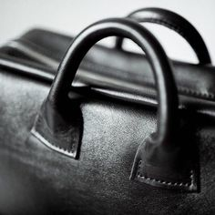 leather bag men Classic