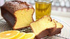 Cake à l\'huile d\'olive et à l\'orange {recette}