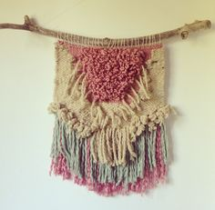 weaving on brach