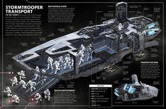 Star Wars: The Force Awakens Incredible Cross-Sections est un livre qui regroupe de magnifiques illustrations ultra-détailléesdes vaisseaux de Star Wars VII