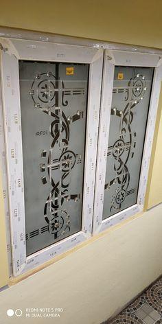 Sliding Window Design, Glass Partition Designs, Window Grill Design Modern, Sliding Windows, Sliding Glass Door, Etched Glass Windows, Frosted Glass Design, Bathroom Windows, Corner Designs