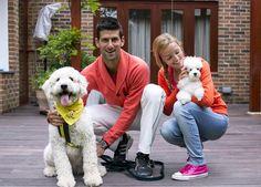 Novak Djokovic wedding to Jelena Ristic: Their love story in pictures