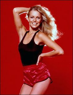 Cheryl Ladd. (had this one too)
