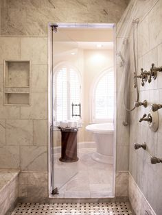 Shower Tile Design, Pictures, Remodel, Decor and Ideas - page 12