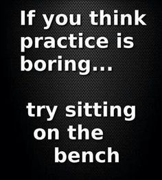 Practice or bench